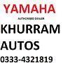Yamaha Khurram Autos